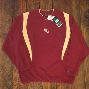 NWT FSU Therma-Fit fleece pullover in XL.
